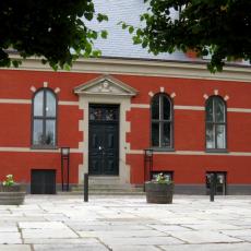 Forplads – Ribe Kunstmuseum