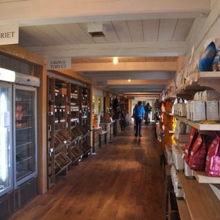 Gram slots Gårdbutik