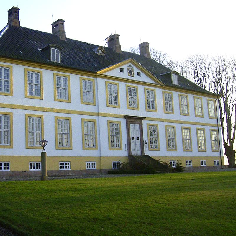 Danske herregårde og slotte
