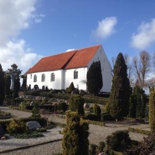 Kværs kirke