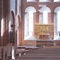 Løgumkloster kirke