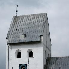 Ravsted Kirketårn før