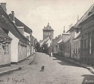 Ribe vandtårn 1907