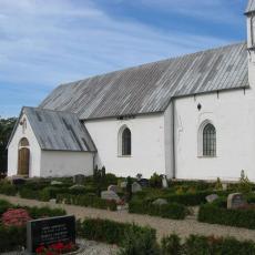 Stepping Kirke Før