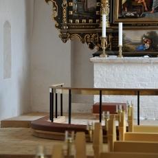 Stepping kirke