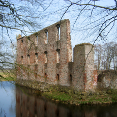 Trøjborg Slotsruin