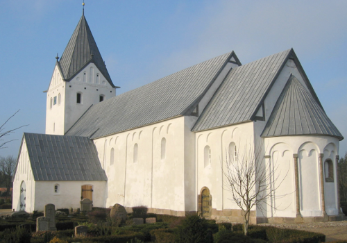 Sankt Nikolai Kirke, Farup