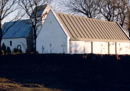 Graverbygning, Vester Nebel