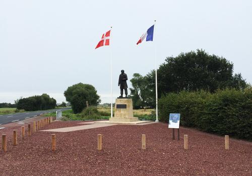Monument, Braine